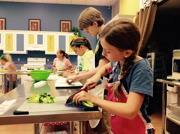 Cooking Class for Kids