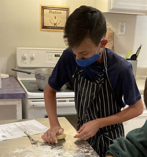 Cooking Class for KIDS (Age 10 - 15)