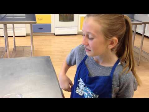 Culinary Kids Student Tips - Emily Roche - Cinnamon Cheese Puffs