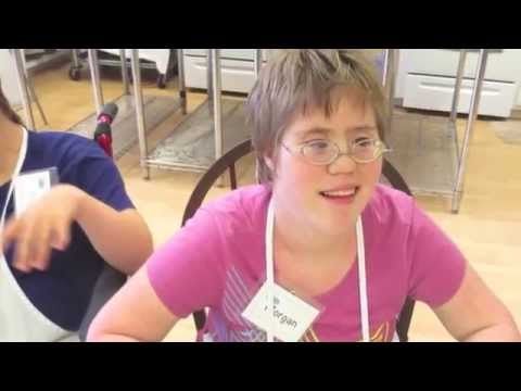 Cooking and Connecting Class for people with Special Needs